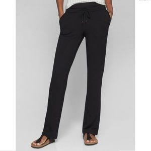 Athleta Coaster Sweatpants in Black Size Medium